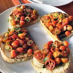 The best bruschetta I have ever had