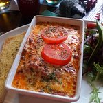 Lasagne - was lovely