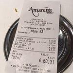 Foto de Restaurante Amarena