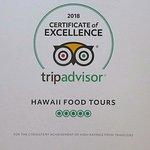 Trip Advisor Hall of Fame Winner!