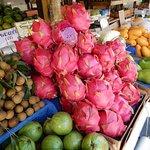 Beautiful tropical fruit!