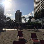 Window View - Miami Marriott Biscayne Bay Photo