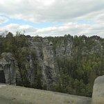 Basteibrücke Foto