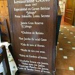 Foto de Restaurante Casas