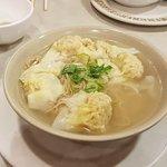 Won ton Noodles soup