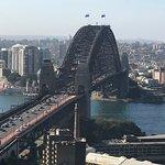 Window View - Shangri-La Hotel Sydney Photo