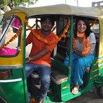 Zdjęcie Tuk Tuk Agra City Tour - Day Tours