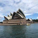 ภาพถ่ายของ Sydney Opera House