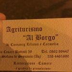 Photo of Agriturismo Al Borgo Restaurant