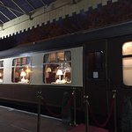 East lancs railway ready for dinning