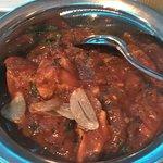 Naga Chilli Chicken (very hot)