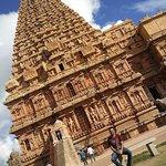 ภาพถ่ายของ Brihadeeshwara Temple