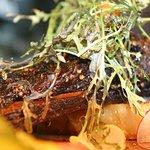 Smoke beef ribs