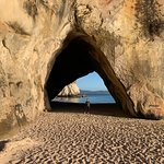 Cathedral Cove Walk Foto