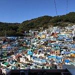 Gamcheon Culture Village Foto