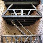 Escalier des remparts