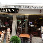 Biyzantion Bistro Foto