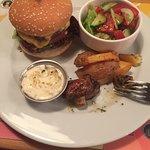 "The ""Угол"" Burgers & Steaks"