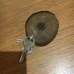 Giant key fob