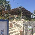 On The Rocks Restaurant Telendos