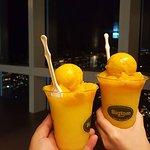 Mango shaved ice! awesome