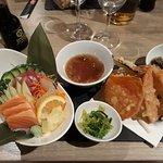tempura légumes