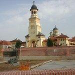 orthodoxe kathedrale im inneren der zitadelle.....