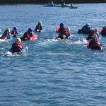 Our swim test