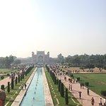 ภาพถ่ายของ ทัชมาฮาล
