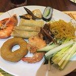 Sea food, Excellent