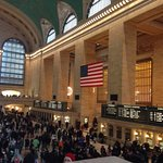 Grand Central station view