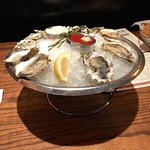 The Oyster sampler - you get 2 of each (daily availability)
