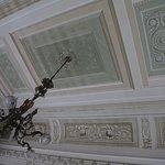 Particolare di un soffitto