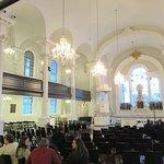 Interior of St Paul's Chapel - Lower Manhattan, NY (20/Oct/18).