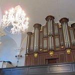 The Church Organ in St Paul's Chapel - Manhattan, NY (20/Oct/18).