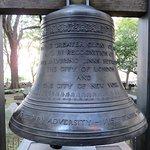 Bell of Hope - St Paul's Chapel - Manhattan, NY (20/Oct/18).