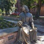 Foto Copernicus Bench