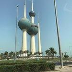 Kuwait Towers의 사진