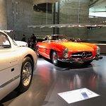 ภาพถ่ายของ พิพิธภัณฑ์ยานยนต์ เมอร์เซเดส-เบนซ์