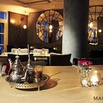 Enjoy you tea at the top-rated Moroccan Arabic Restaurant in the Netherlands!
