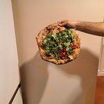 Dopo 3h di attesa al posto della pizza fritta ordinata arriva la pizza di plastica. Che schifo.