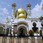 マレーシア一美しいモスク。