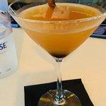 Seasonally inspired cocktails, Apple Cider 'tini.
