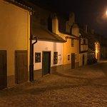 Golden Lane (where Kafka used to live)