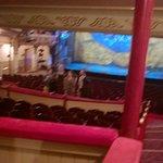 fulton theater floor level