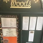 Woods Restaurant Foto