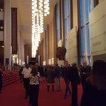 Opera house enterance