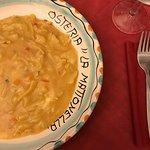 Bilde fra Osteria della Mattonella