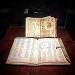 Parte de la muesta itinerante de Leonardo Da Vinci
