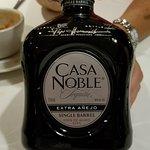 Excellent tequila